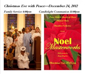 Christmas Eve @Peace